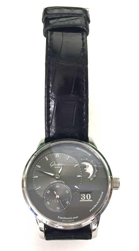 Auktionen Uhr-Glashuette-Original
