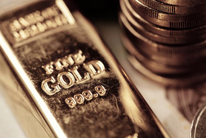 Russland erhöht Goldreserven um 34 Tonnen