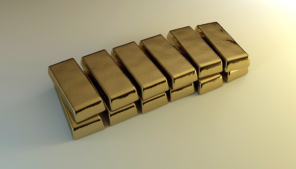 Russlands Goldreserven liegen bei über 1.800 Tonnen