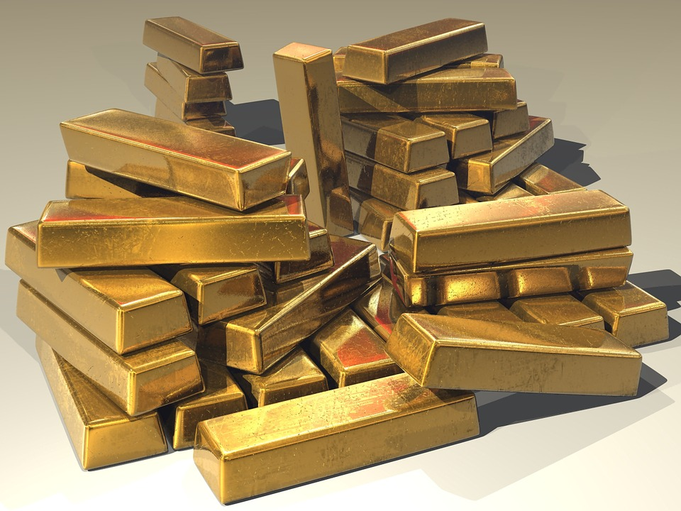 Türkische Goldreserven so hoch wie nie