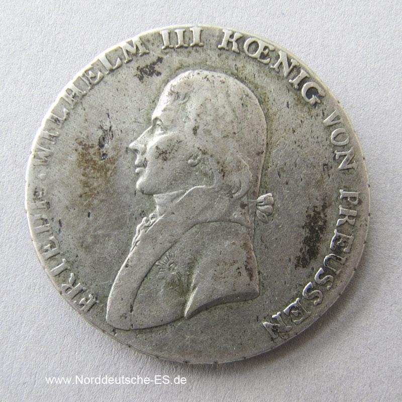 Münzankauf durch den Fachmann Ein-Taler-1803-Friedrich-Wilhelm-III-Preussen-1803