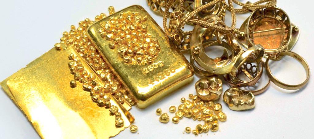 Goldankauf zum Bestpreis Barren Schmuck Altgold Granalien
