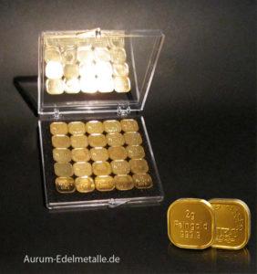Goldtafel kaufen 50g-Tafelgold-2g-Barren-Feingold-9999