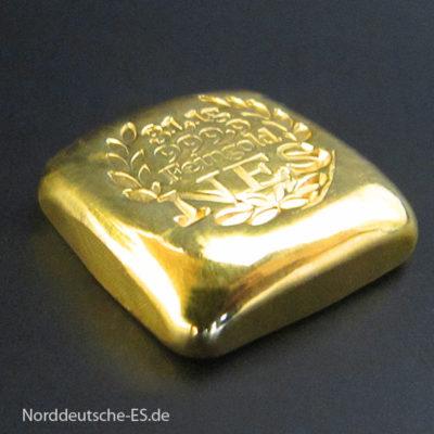 Goldbarren Norddeutsche